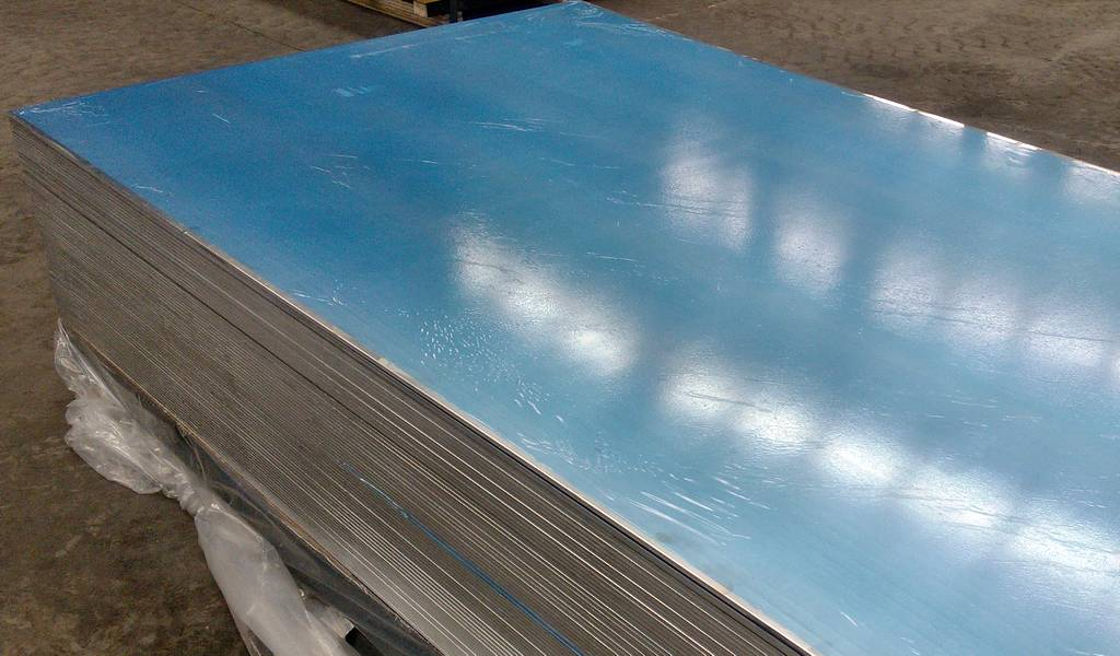 Lamiere e laminati in alluminio - Oxall - Ossidazione anodica di qualità