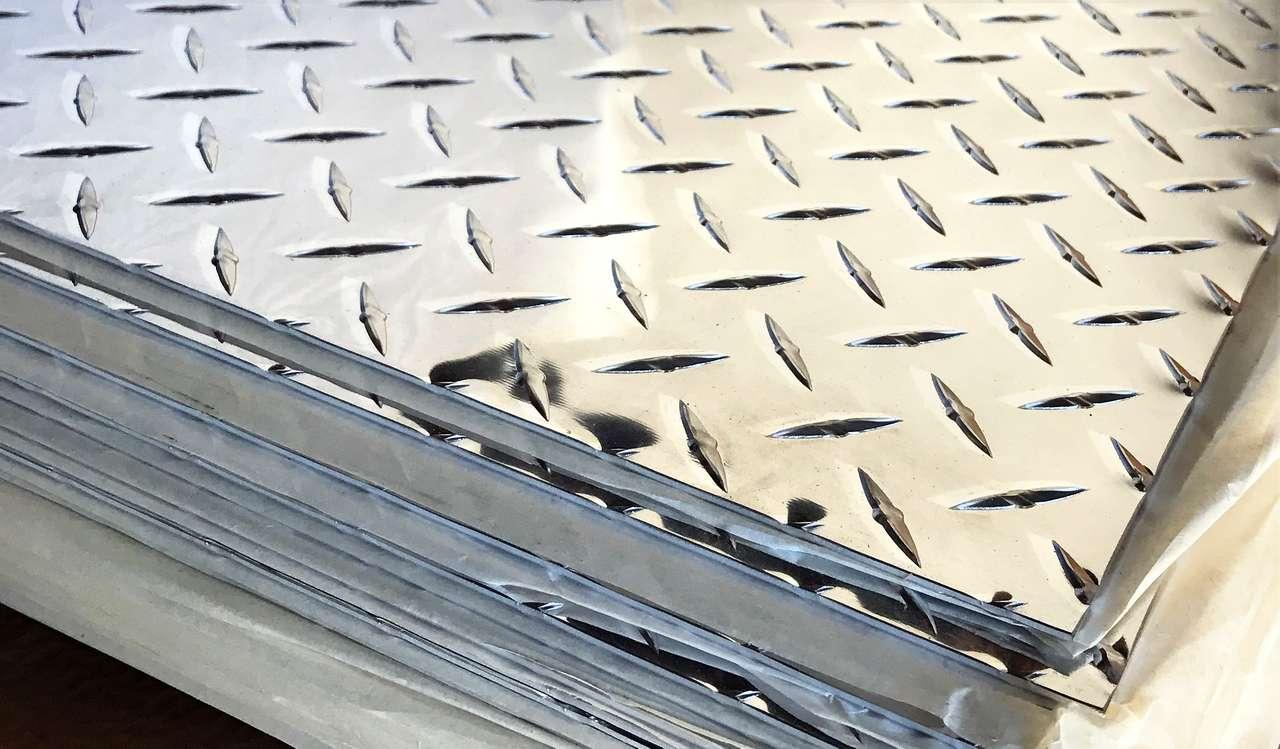 Lamiere in alluminio, acciaio e rame - Oxall - Ossidazione anodica di qualità