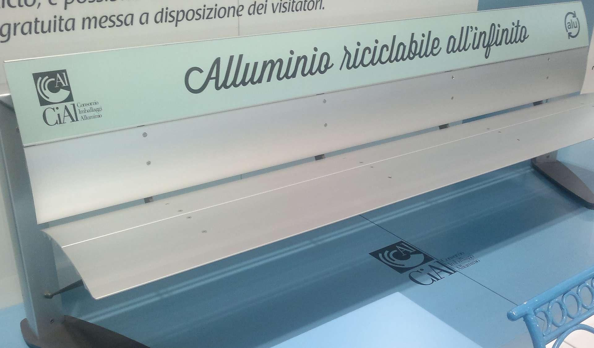 Da CiAl il Premio Resa 2018 alla raccolta differenziata dell'alluminio